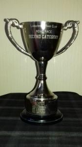 Road Race 2nd cat Trophy